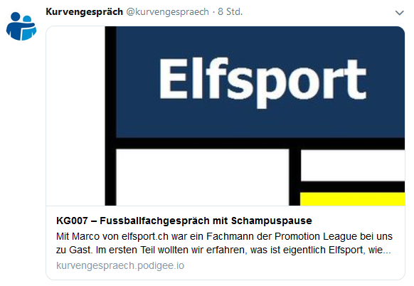 #Elfsport, Podcast, Kurvengespräch, FC Wohlen, Promotion League, Saison 2018/19